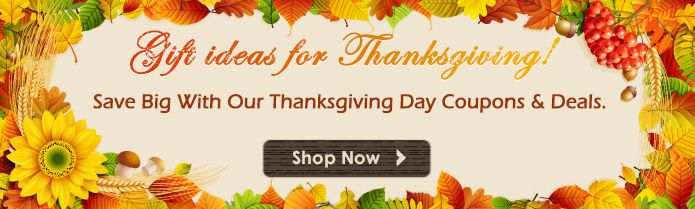 thanksgiving day deals online