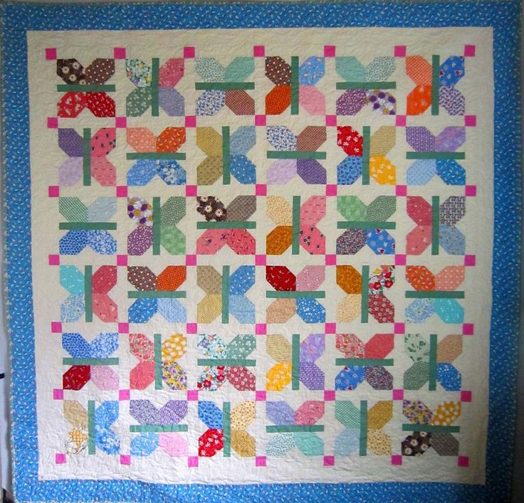 Quilt Patterns On Craftsy : Flutter butterfly quilts Pinterest