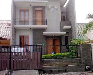 desain terbaru rumah minimalis 2 lantai minimalist home