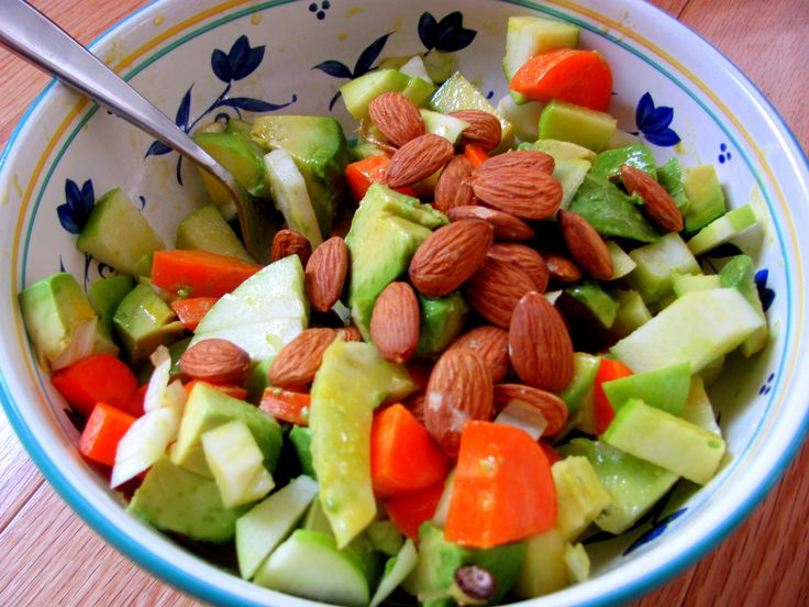 Apple, Carrot and Fennel Spring Salad | Food Ideas | Pinterest