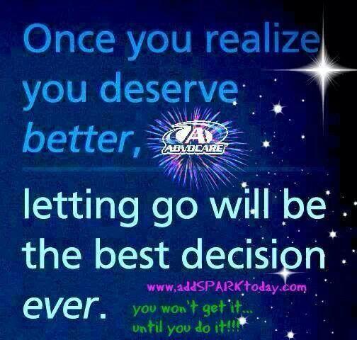You deserve better | Advocare clip art | Pinterest