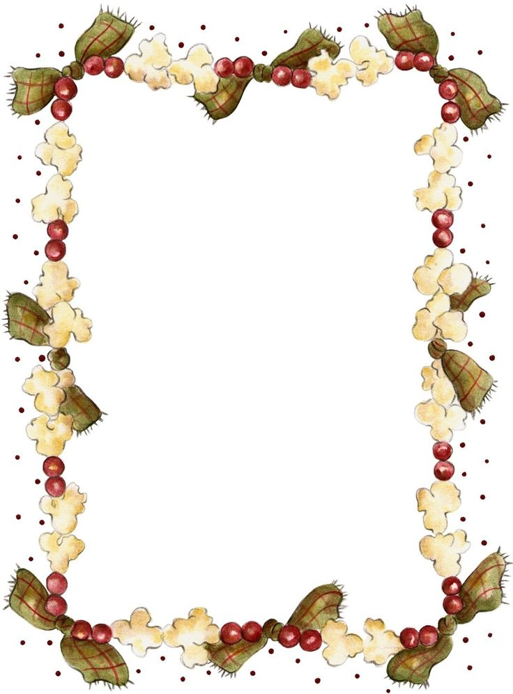 popcorn border   Clip Art   Pinterest