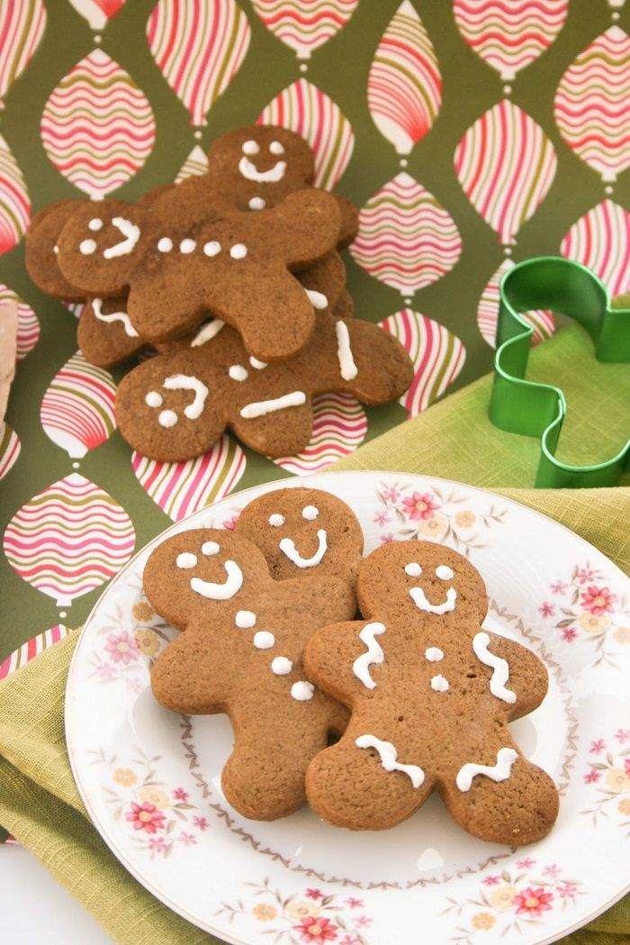 Wonderful Gingerbread Cookies Recipes | Cookies and Bars | Pinterest