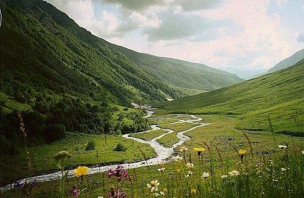 Caucasus Mountains | Caucasus mountains | CAUCASUS