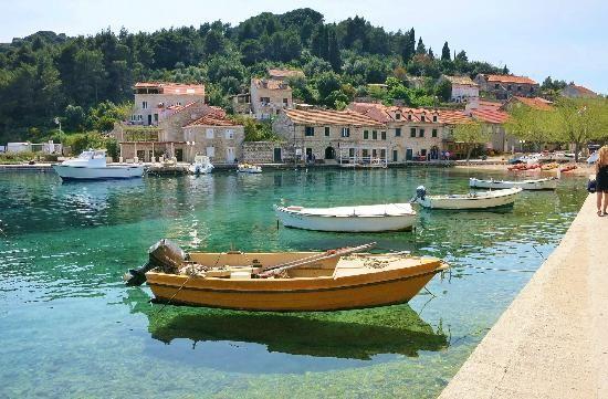 Kolocep Island Croatia