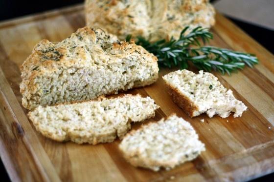 Brown Butter Irish Soda Bread   Recipes   Pinterest