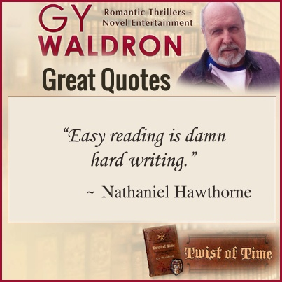 hawthornes style of writing Nathaniel hawthorne biography  style experiments, and subjects in 1828,  during these years hawthorne was to write some of the greatest prose of his life.