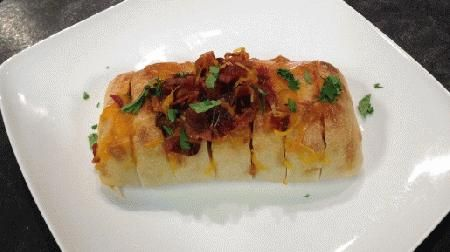 Bacon & Cheddar Loaf - WLOS News13 - Community - Carolina Kitchen