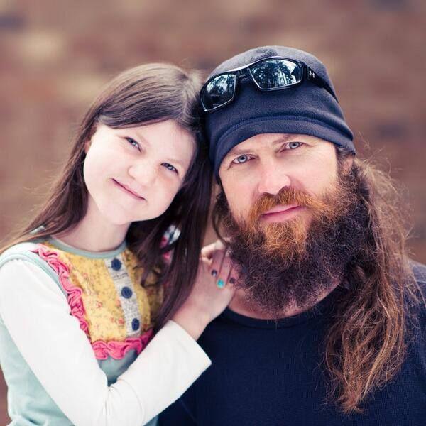 Jase Robertson Daughter Mia