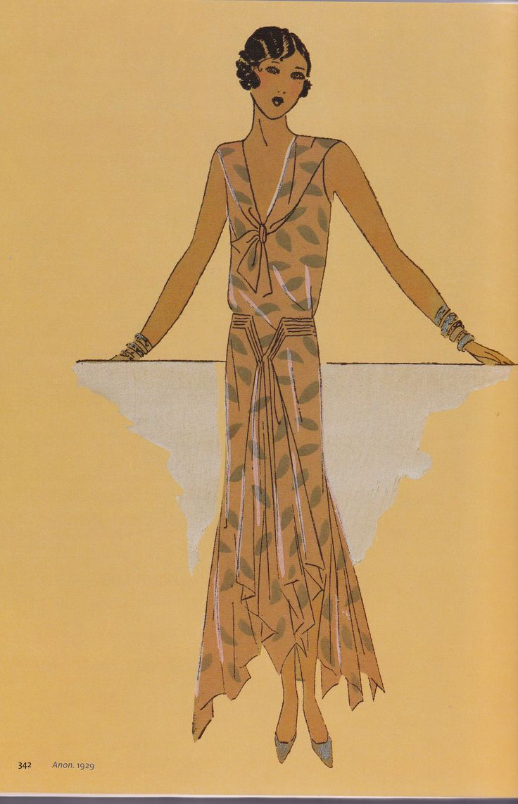 Art deco women fashion Art Deco Fashion - 1920s Fashion and Music