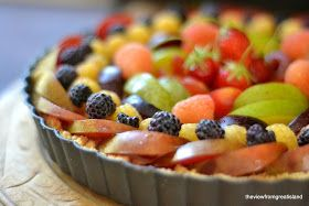 The view from Great Island: No-Bake Coconut Panna Cotta Tart
