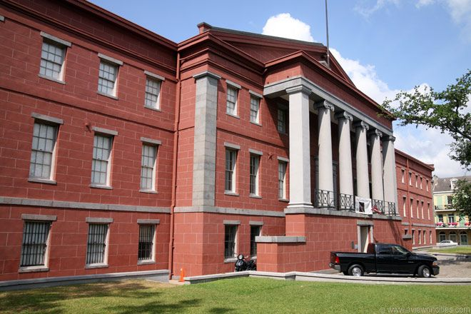 Old US Mint Building, New Orleans | Living in New Orleans LOUISIANA ...