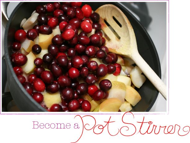 Cranberry Pear Applesauce. I doubled the recipe and used 4 pkgs. of ...
