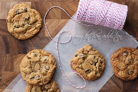 Chocolate Chip Cookies | A Balanced Diet is a Cookie in Each Hand | P ...