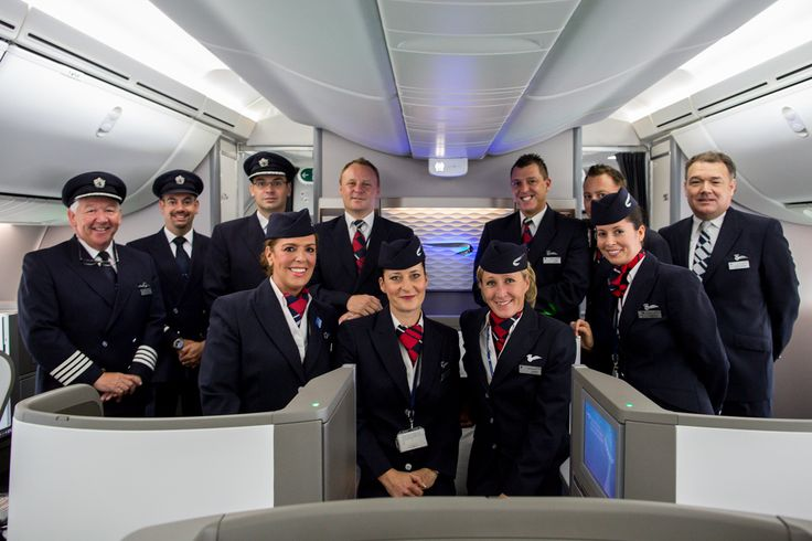 British Airways Cabin Crew My Life At 35 000ft Pinterest