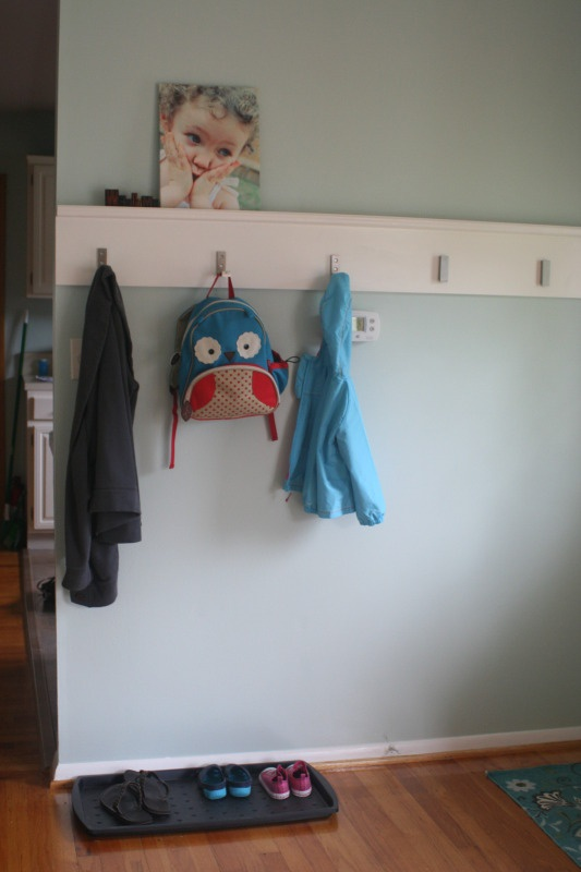 board and hooks