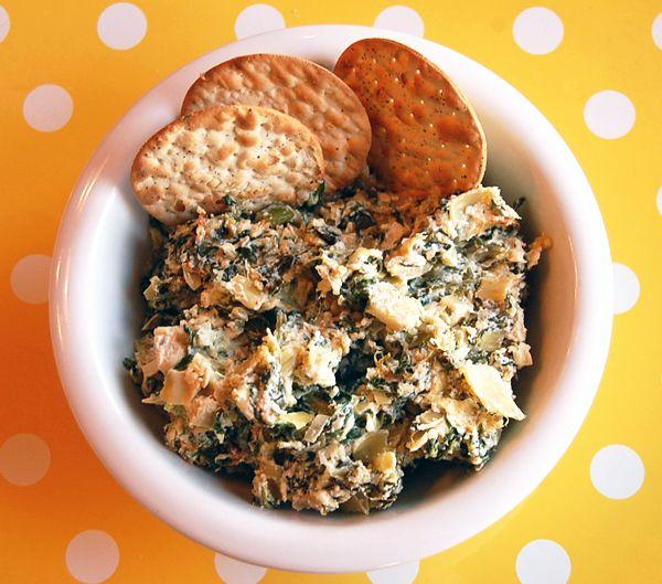 Spinach Artichoke Dip | Artichokes | Pinterest