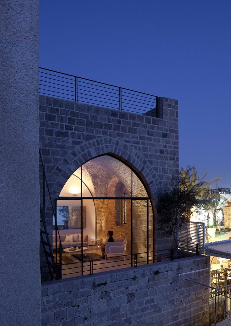 Jaffa Apartment by Pitsou Kedem Architect