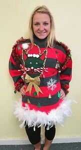 Ugly sweater dress..... | Ugly Sweaters | Pinterest
