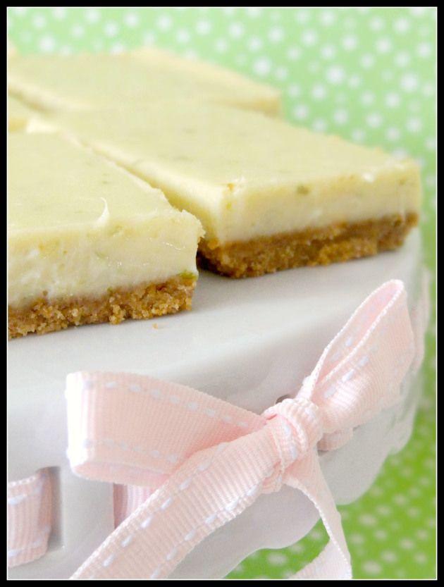 key lime pie bars | 1 My recipe box | Pinterest