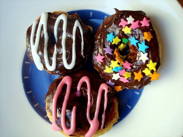 Doughnut Pies | Recipe