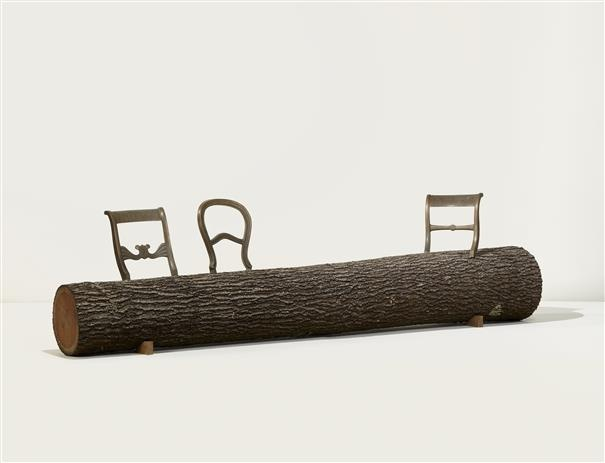 Tree Trunk Bench Jurgen Bey Lowlife Pinterest