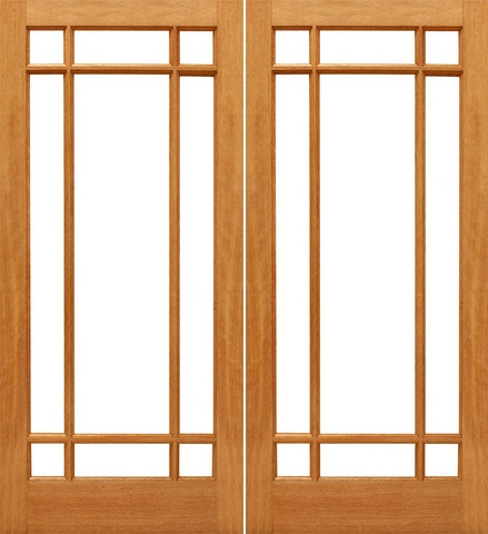 Pin by us door more inc on interior french doors for Full glass french doors