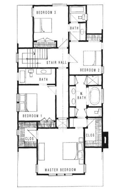 Greystone Mansion Floor Plan The Greystone 7027 3