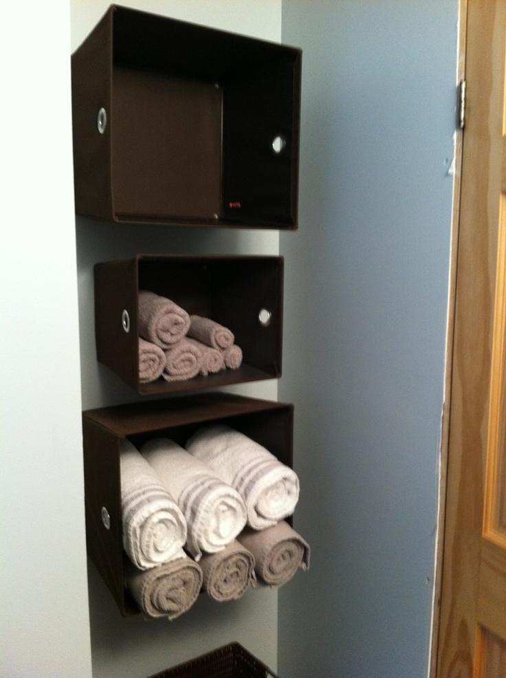 Unique Bathroom Towel Holders