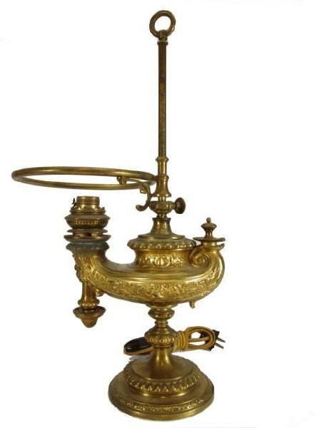 antique oil lamp antique lamps pinterest. Black Bedroom Furniture Sets. Home Design Ideas