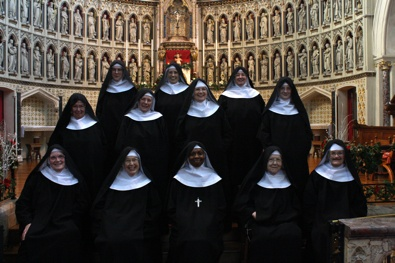 Sisters of the blessed virgin mary habits pinterest