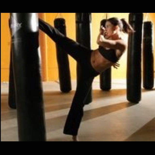 Kickboxing classes for teens near me