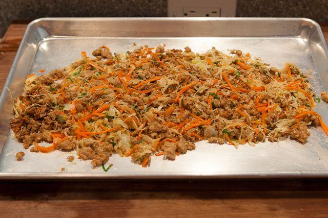 Chinese Chicken Spring Rolls | Recipe