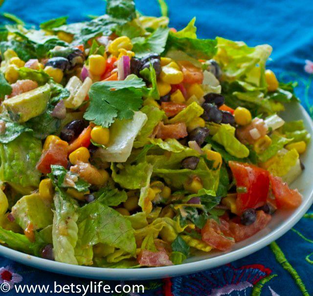 Southwestern Chopped Salad | Recipe