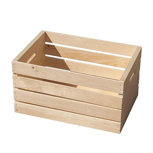 Crates and Pallet Wood Crate