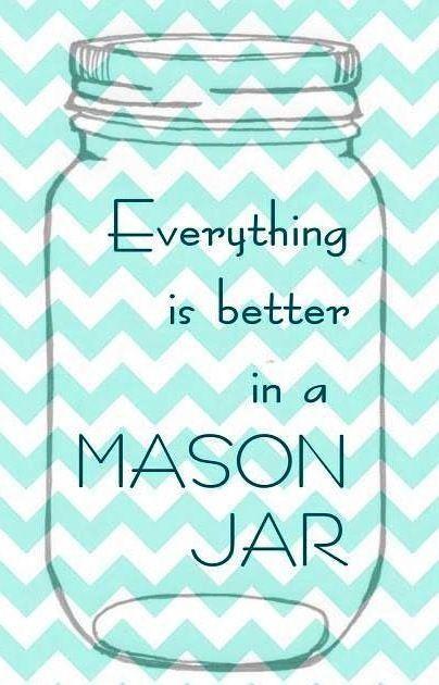 mason jar quotes quotesgram