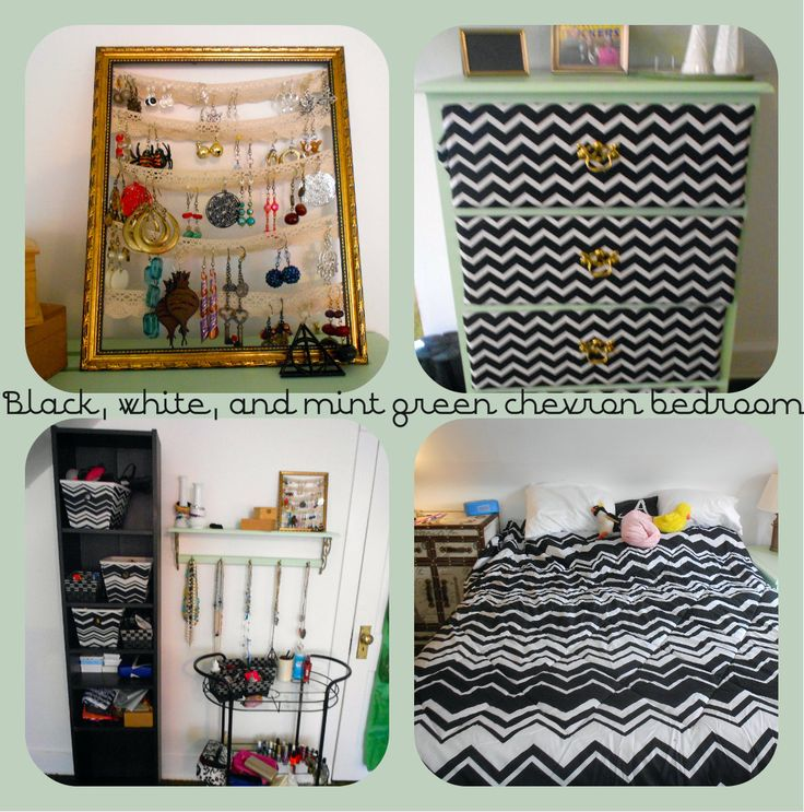 Mint black and white bedroom ideas reanimators