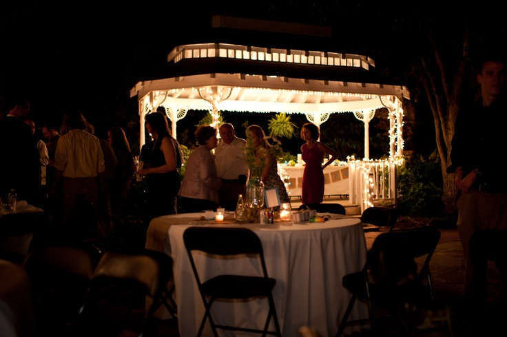 pergola with string lights Quotes