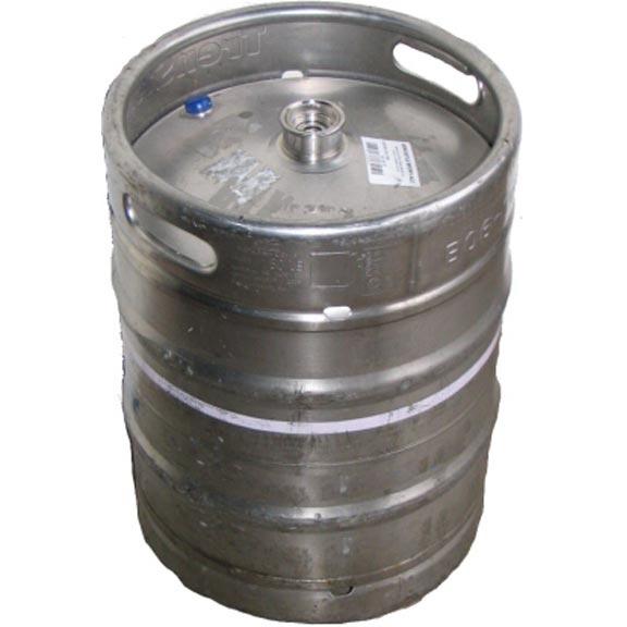 Empty keg shell for keg complexes.