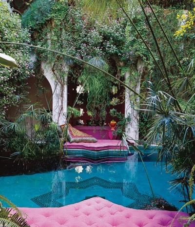 backyard sanctuary meditation garden pinterest