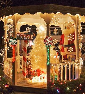 christmas yard decorations from better homes and gardens