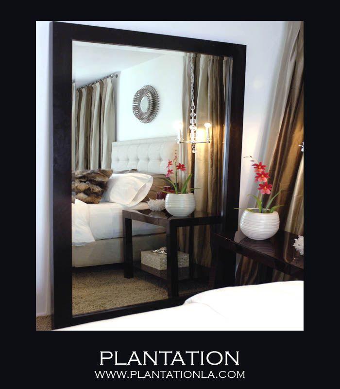 Giant alder floor mirror for Large bedroom floor mirror