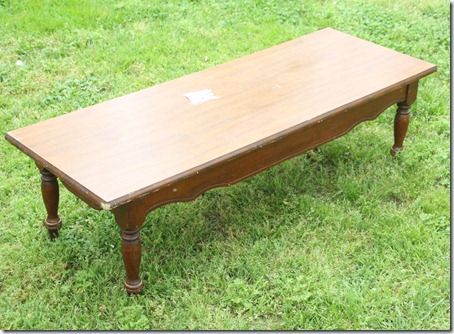 Coffee Table To Ottoman This Is Exactly My Table I Want An