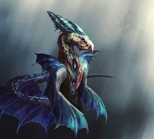 Fantasy water creatures - photo#13