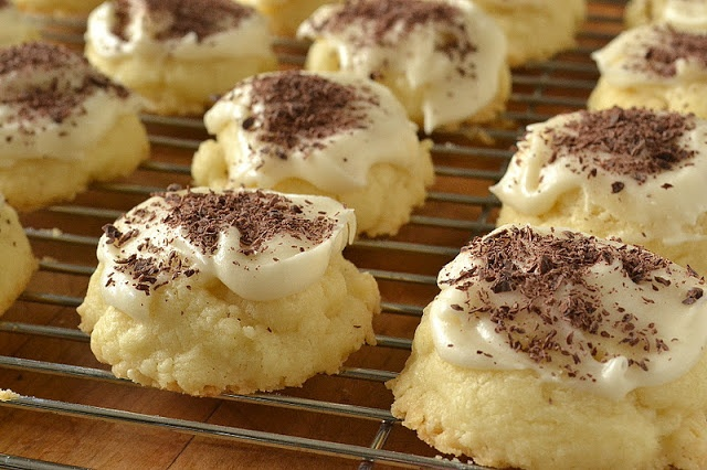 Melting Moments Cookies | desserts | Pinterest
