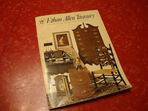 Vintage Ethan Allen catalog | ETHAN ALLEN | Pinterest