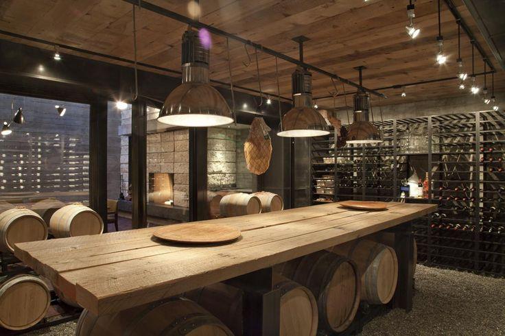 Tasting Room Interior Design Ideas Pinterest