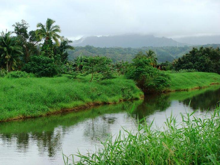 Hanalei River Kauai Hawaii In Photos The World 39 S Most Beautiful