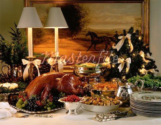 Christmas Buffet Table Lamps Church Dinner Decor Pinterest