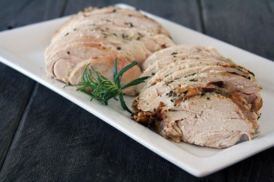 Herb Roasted Turkey Breast | Recipe